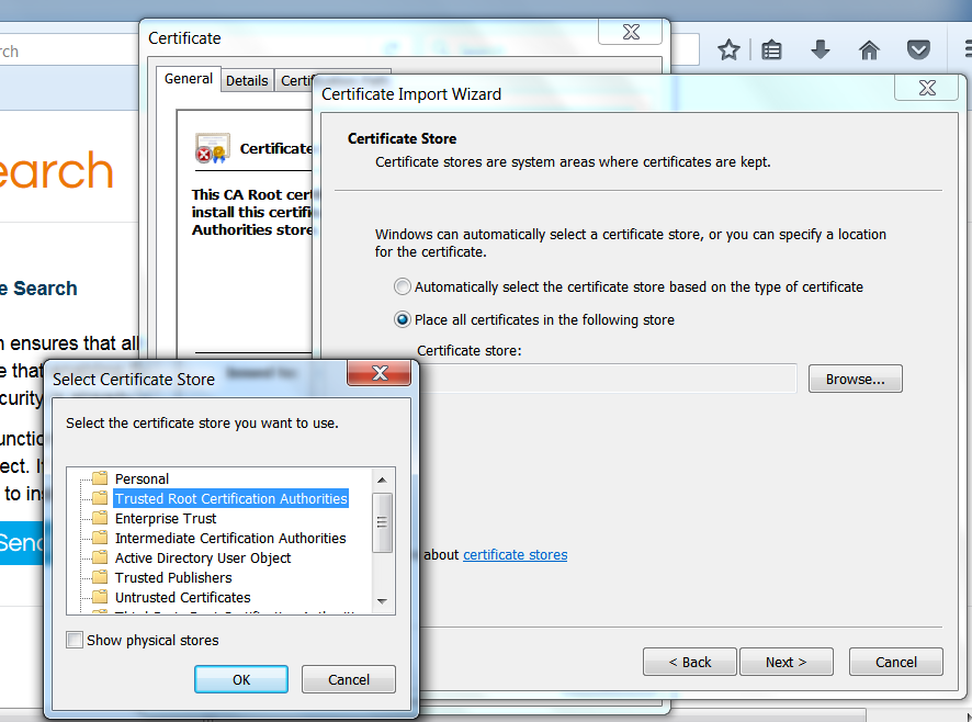 SSL Certificates with Ooma Internet Security | Home Phone